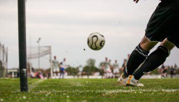 Football Ball Sport Goal Kick Corner Outdoor
